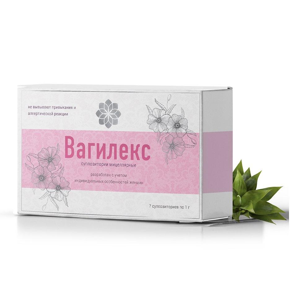 Вагилекс cвечи для сужения влагалища в Красноярске
