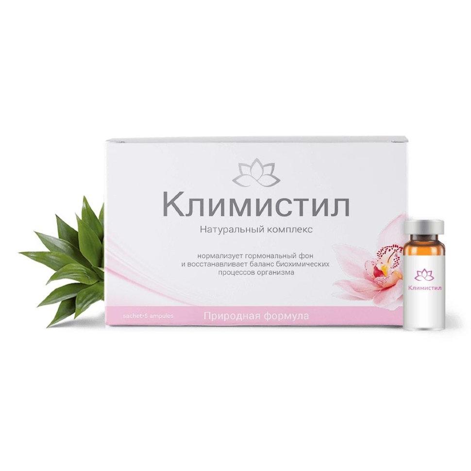 Климистил натуральный комплекс против климакса в Киселёвске